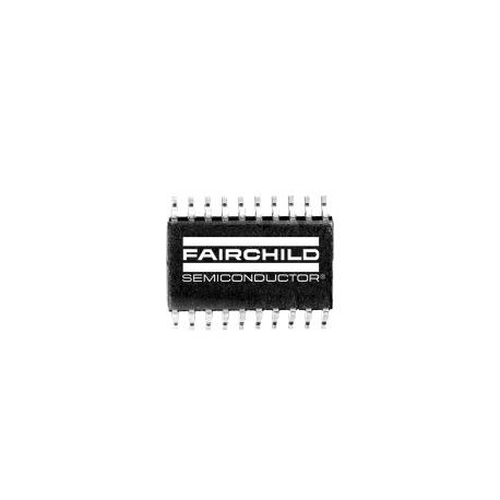 Fairchild Semiconductor MM74HCT245WM
