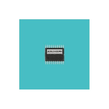Fairchild Semiconductor MM74HCT573MTCX
