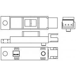 Sharp Microelectronics GP2A200LCS0F