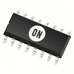 ON Semiconductor MC74VHCT259ADR2G