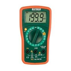 Extech MN35 WITH TEMP PROBE