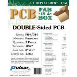 "Pulsar .032"" DOUBLE-SIDED (50-1502)"
