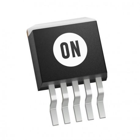 ON Semiconductor LM2595DSADJR4G