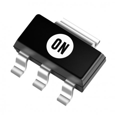 ON Semiconductor NCP1011ST65T3G