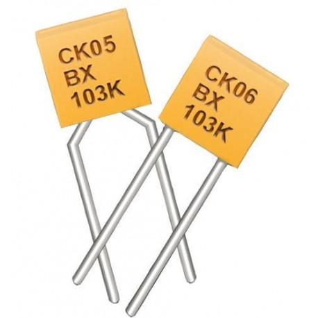 Kemet C052K104K5X5CA7301