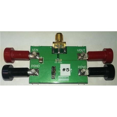 Fairchild Semiconductor FEBFAN25801_MPSLDO1