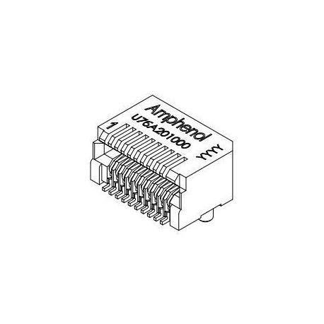 Amphenol UE76-A20-2000T