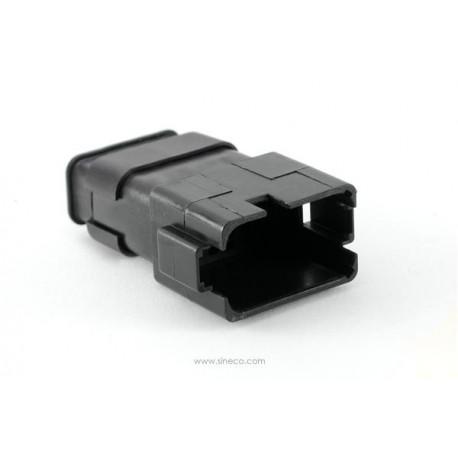 Amphenol AT04-12PA-SRBK