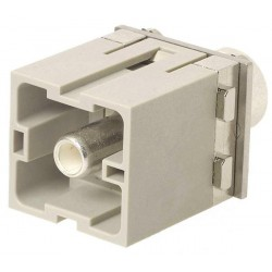 19300160252 Heavy Duty Power Connectors SURFACE MOUNTING HSG HAN 16B 1 SIDE ENTRY