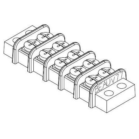 molex terminal block 3m terminal block wiring diagram