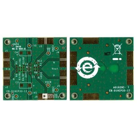 Analog Devices Inc. ADA4937-2YCP-EBZ