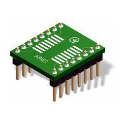Aries Electronics LCQT-SOIC32W