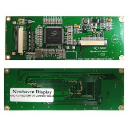 Newhaven Display NHD-4.3-480272MF-34 Controller Board