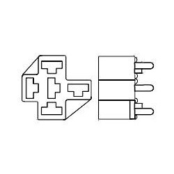 TE Connectivity VCF4-1000