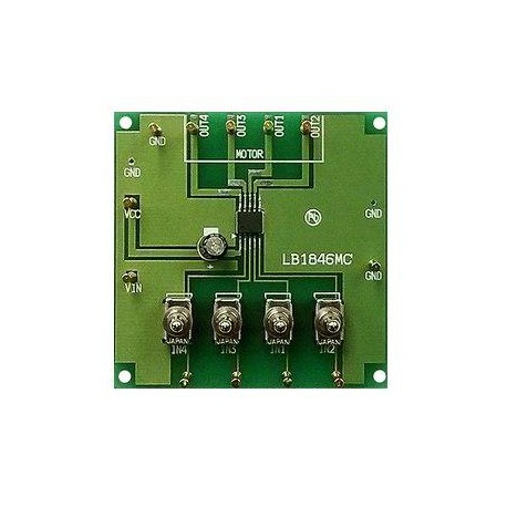 ON Semiconductor LB1846MCGEVB