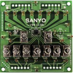 ON Semiconductor LV8411GREVB