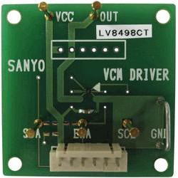 ON Semiconductor LV8498CTGEVB
