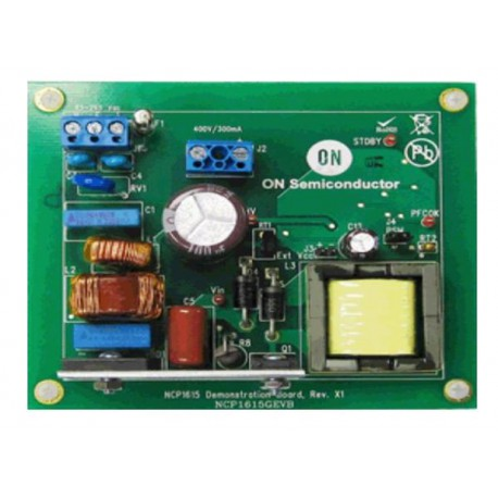 ON Semiconductor NCP1615GEVB