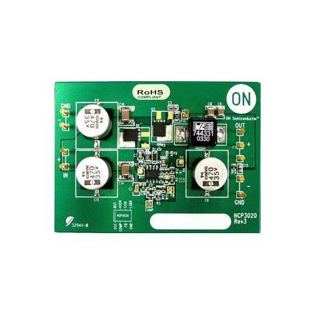 ON Semiconductor NCP3020BGEVB