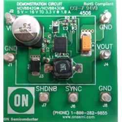 ON Semiconductor NCV8843MNR2GEVB
