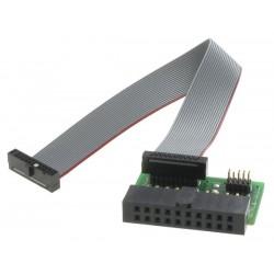 Segger Microcontroller J-Link 19-Pin Cortex-M Adapter