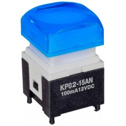 NKK Switches KP0215ANBKG03RGB-2SJB