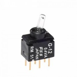 NKK Switches G12JPCF