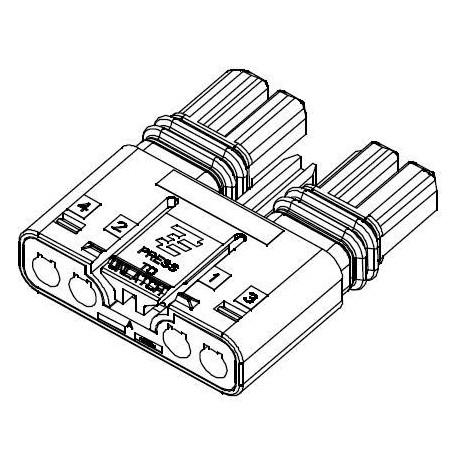 TE Connectivity 2106135-2