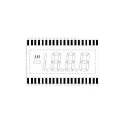 Lumex LCD-S3X1C50TR/B