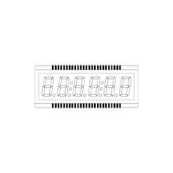 Lumex LCD-S601C71TR